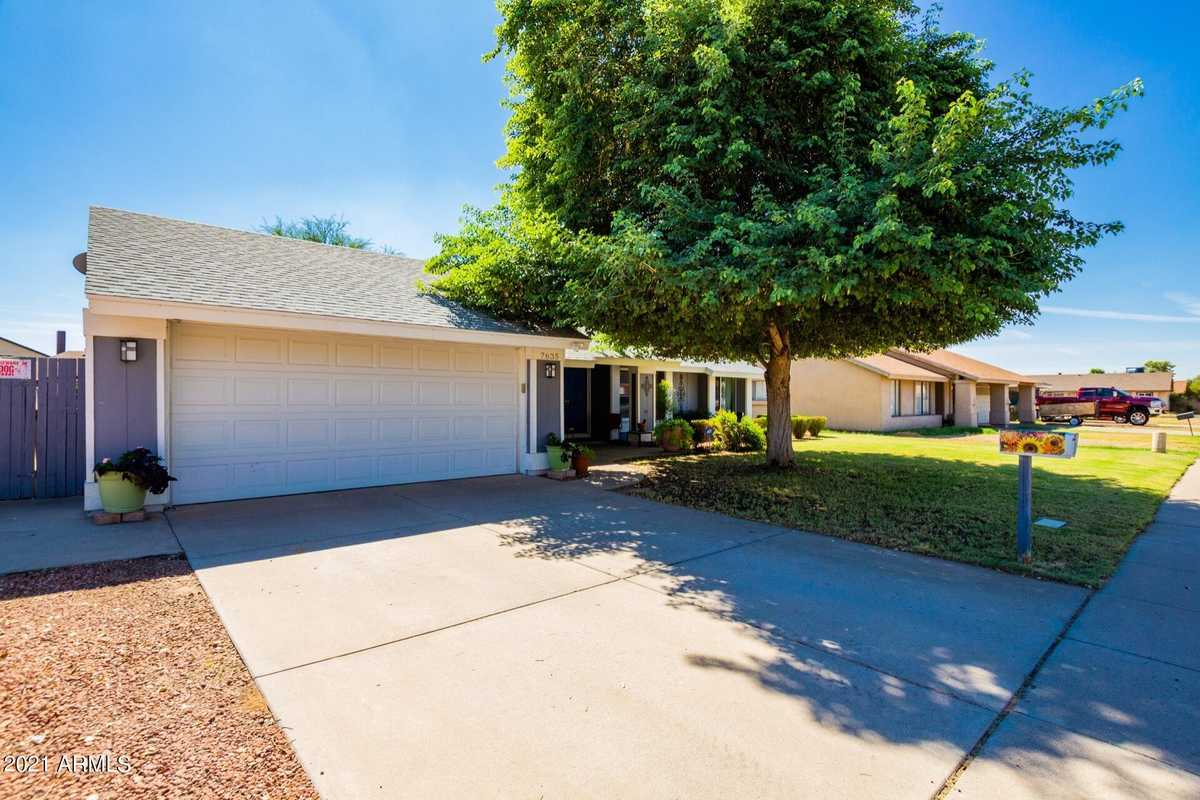 $365,000 - 3Br/2Ba - Home for Sale in Ponderosa Homes West Unit One, Phoenix