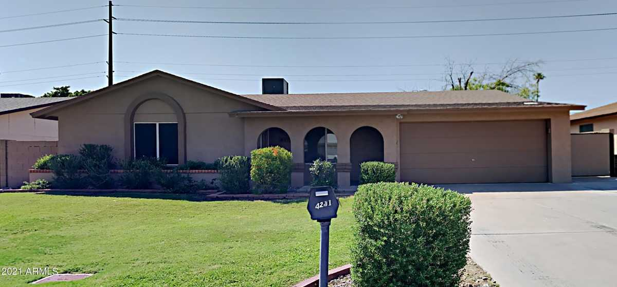 $479,900 - 4Br/2Ba - Home for Sale in Desert Foothills Estates 3, Phoenix