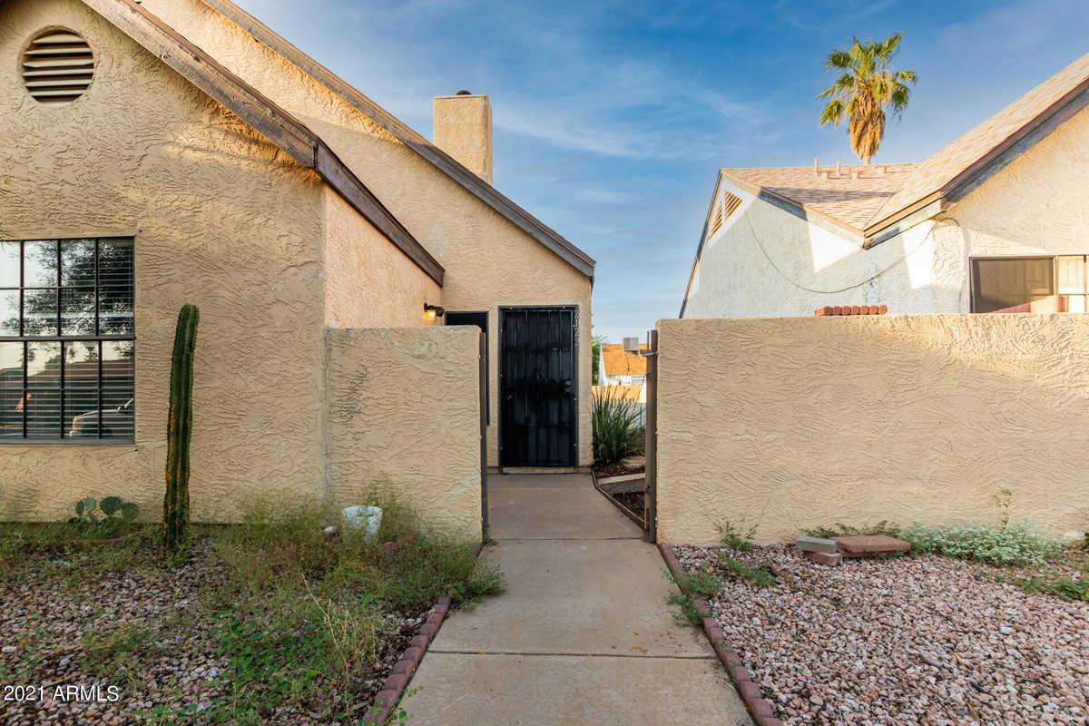 $265,000 - 3Br/2Ba - Home for Sale in Rose Garden Place Unit 3, Phoenix
