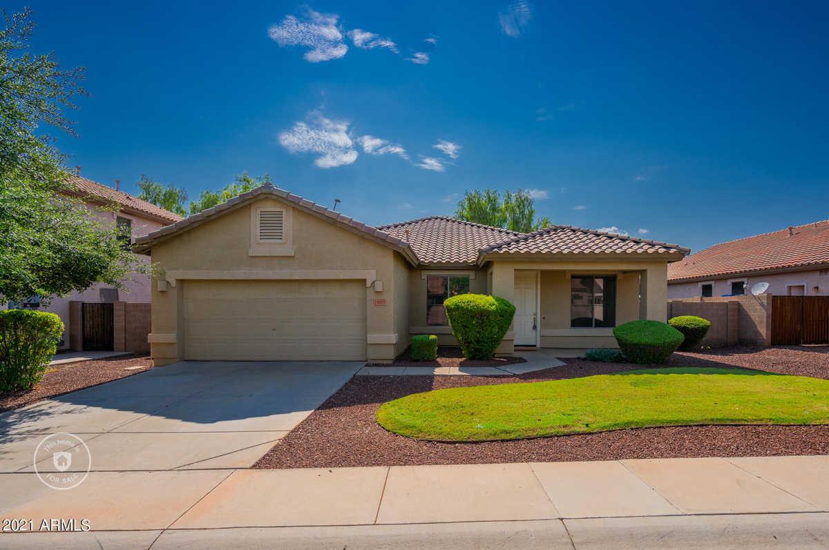 $436,000 - 4Br/2Ba - Home for Sale in Surprise Farms Phase 1-a South Parcel 6, Surprise