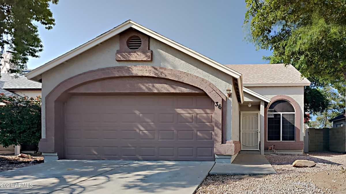 $409,900 - 3Br/2Ba - Home for Sale in Val Vista Villas Amd Lot 1-111 Tr A-d, Mesa