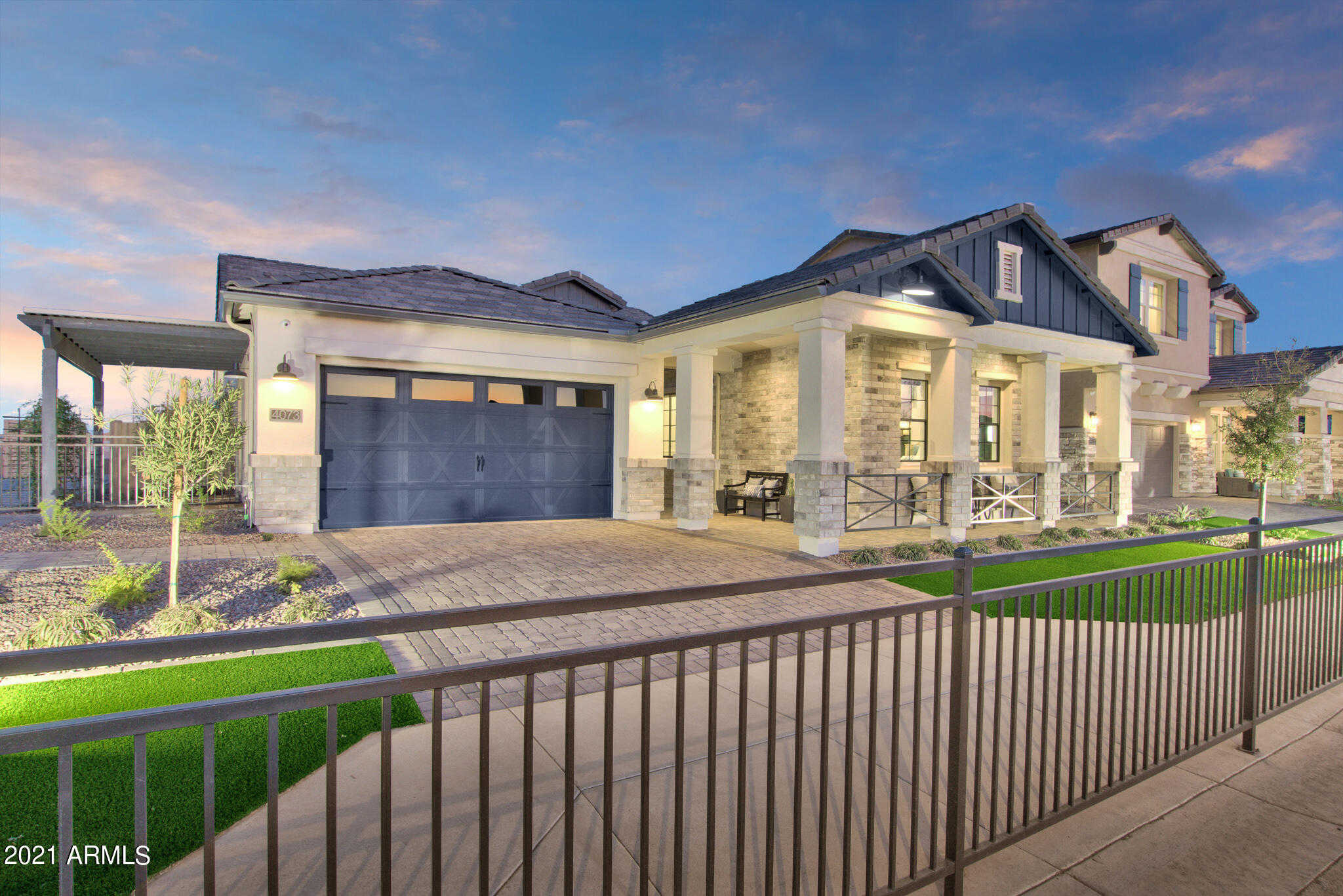 $797,487 - 3Br/3Ba - Home for Sale in Stratford, Gilbert