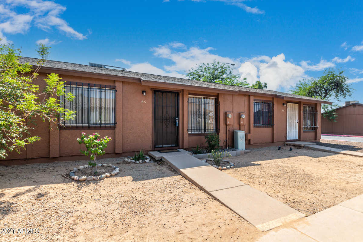 $144,900 - 2Br/1Ba -  for Sale in Cypress Gardens No 5 Amd Lot 1-107 Tr A-k, Phoenix