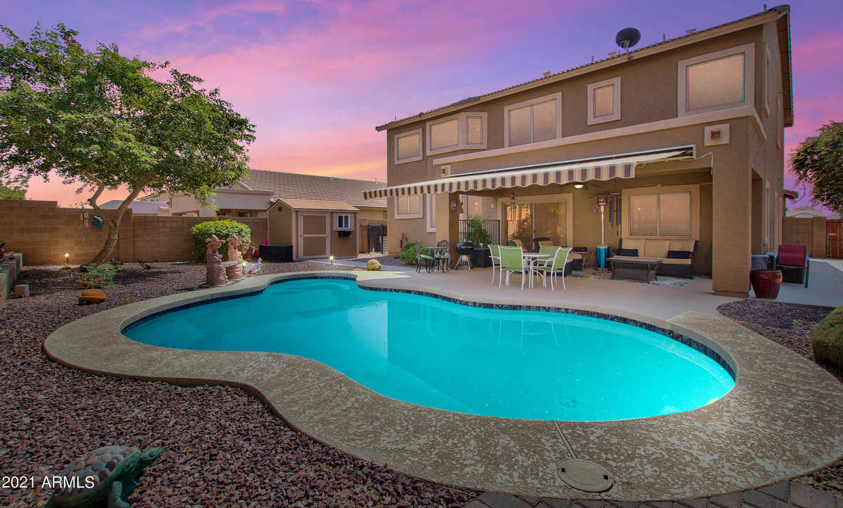 $475,000 - 4Br/3Ba - Home for Sale in Rancho Gabriela Phase 2, Surprise