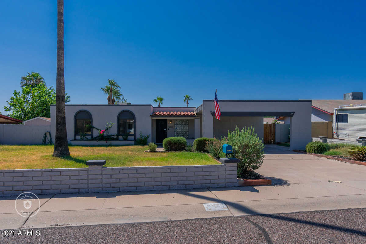 $500,000 - 3Br/2Ba - Home for Sale in Paradise Valley West No. 4, Phoenix