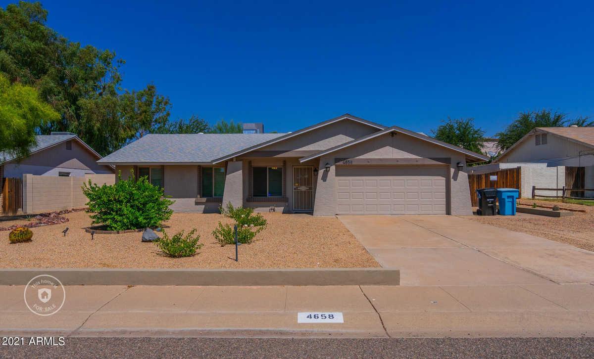 $520,000 - 3Br/2Ba - Home for Sale in Roadrunner Estates East Unit 6, Phoenix