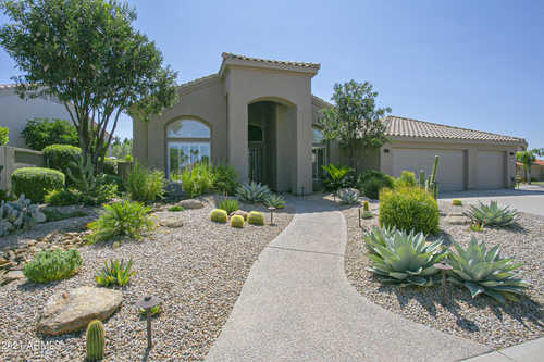 $879,900 - 4Br/3Ba - Home for Sale in Stonegate, Scottsdale
