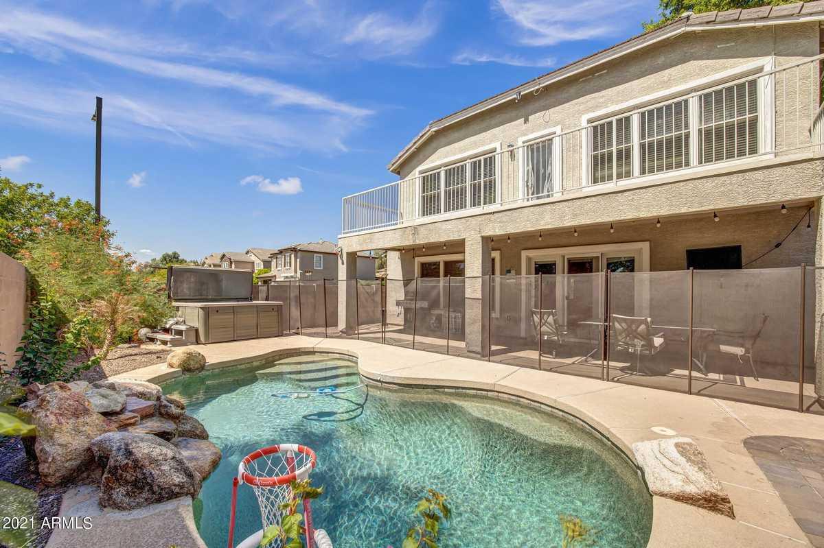 $455,000 - 4Br/3Ba - Home for Sale in Surprise Farms Phase 1b South Parcel 9, Surprise