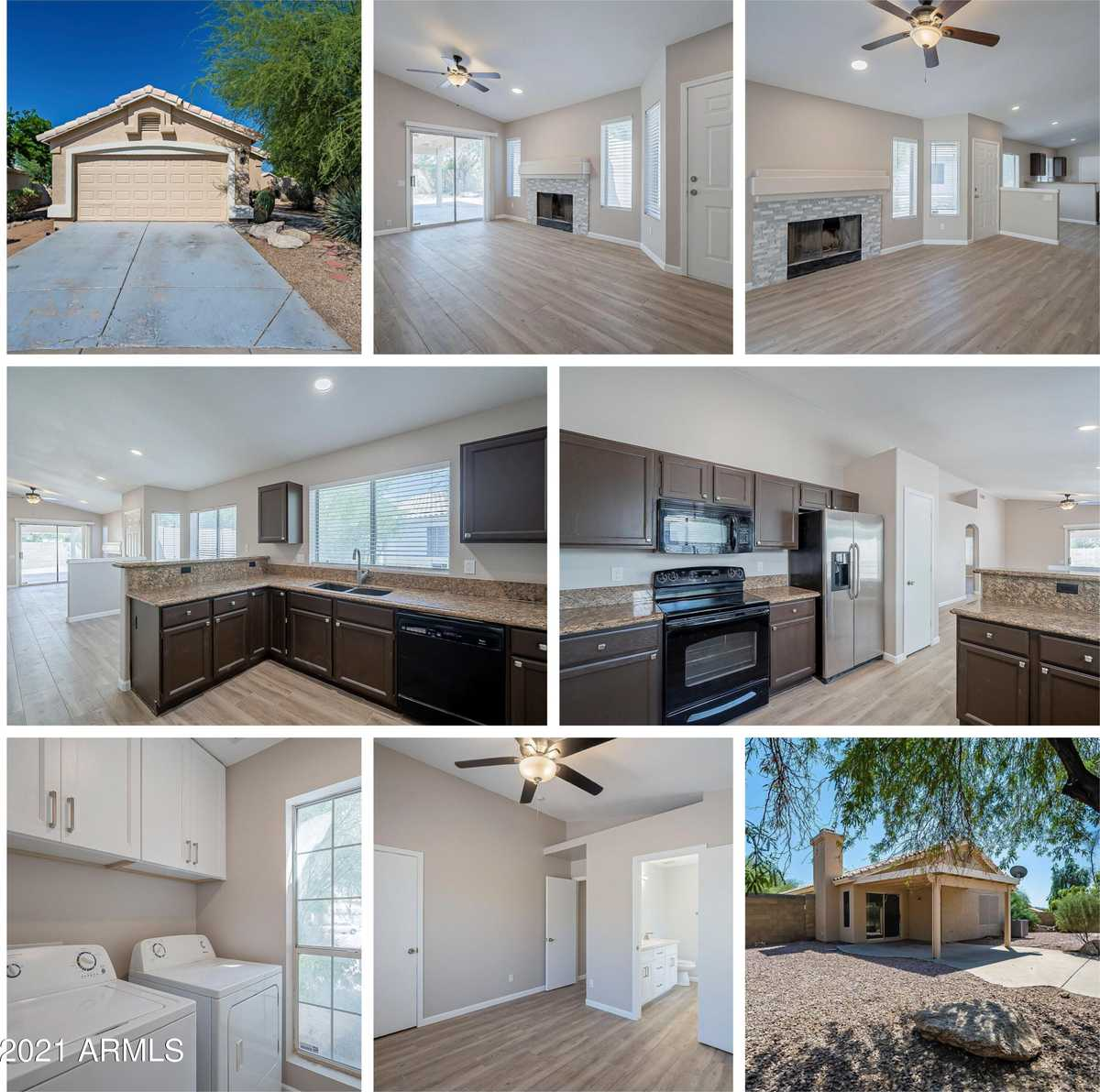 $425,000 - 3Br/2Ba - Home for Sale in Premiere At Summer Breeze Two Lot 97-166 Tr A,b, Phoenix