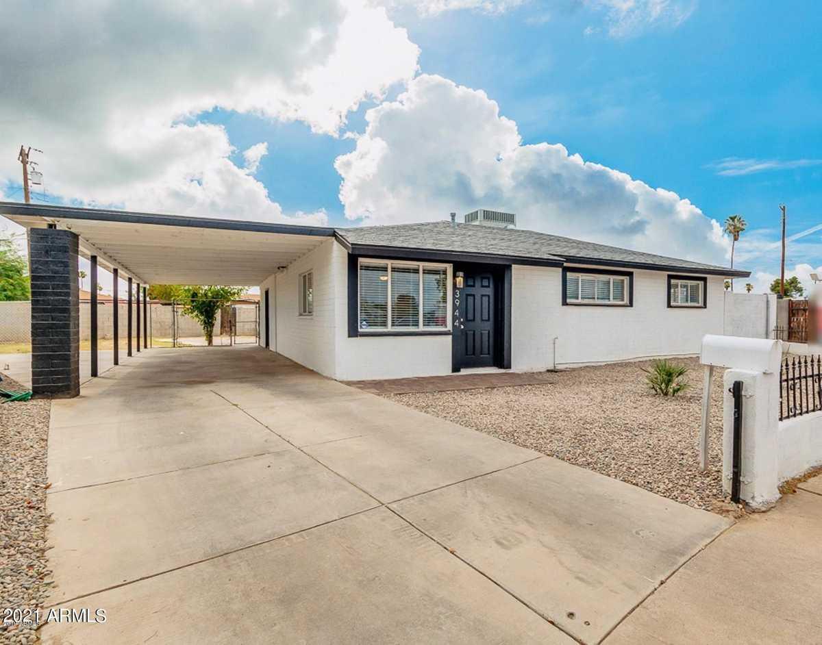 $319,995 - 3Br/1Ba - Home for Sale in Encanto Village, Phoenix