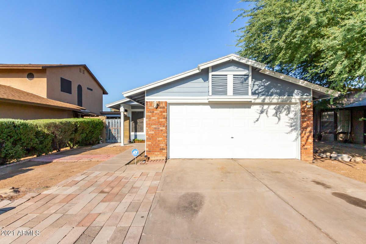 $285,000 - 2Br/1Ba - Home for Sale in Sunrise Terrace 8 Lot 1-112, Phoenix