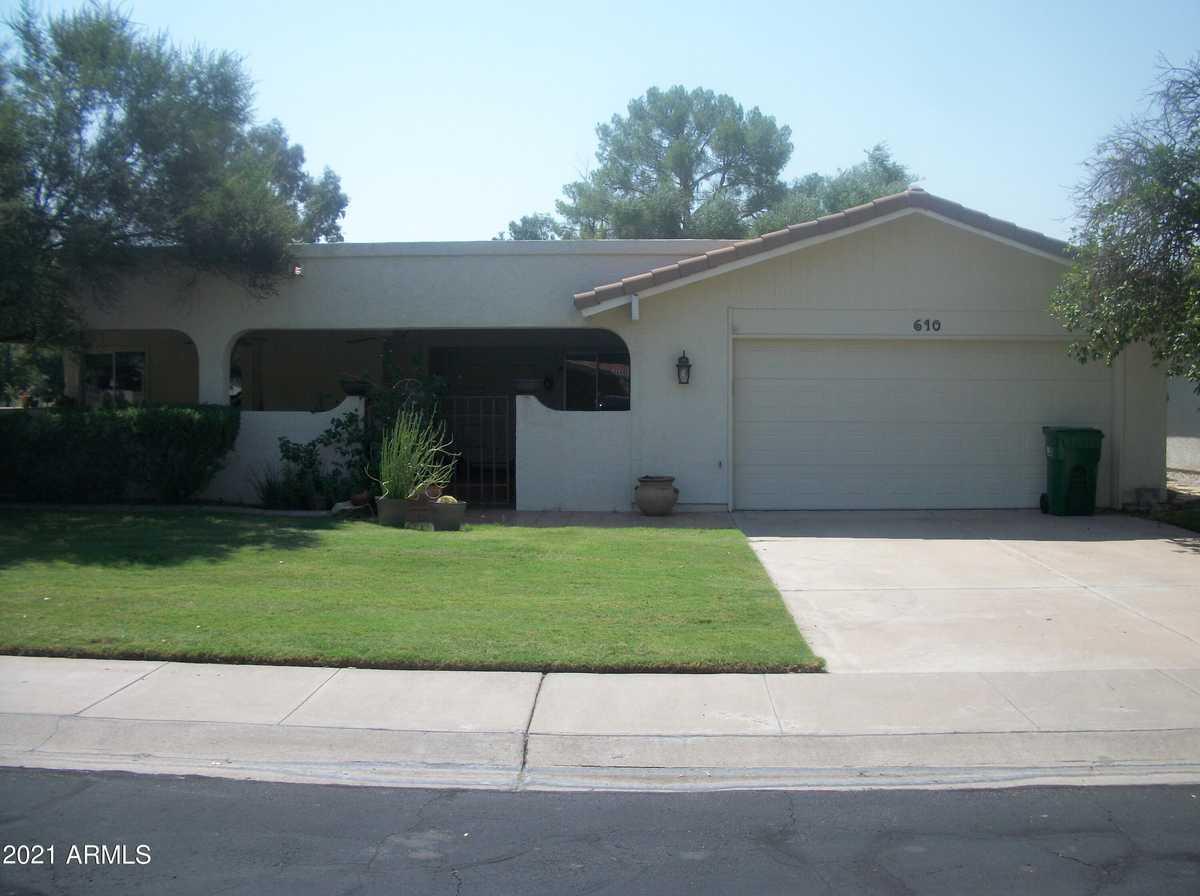 $370,000 - 2Br/2Ba - Home for Sale in Rossmoor Leisure World Golden Hills Plat 8 Amd, Mesa