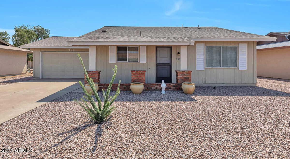 $289,000 - 2Br/2Ba - Home for Sale in Leisure World Golden Hills Plat 9 Amd, Mesa