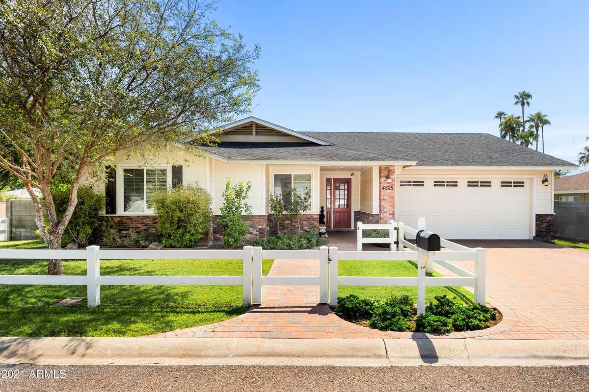 $1,000,000 - 4Br/3Ba - Home for Sale in Hidden Village, Phoenix