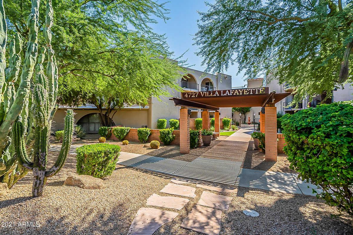 $347,000 - 2Br/2Ba -  for Sale in Villa Lafayette Condo, Phoenix