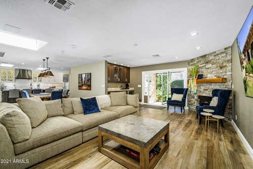 $849,900 - 2Br/2Ba -  for Sale in Santa Fe Subdivision Unit 2, Scottsdale