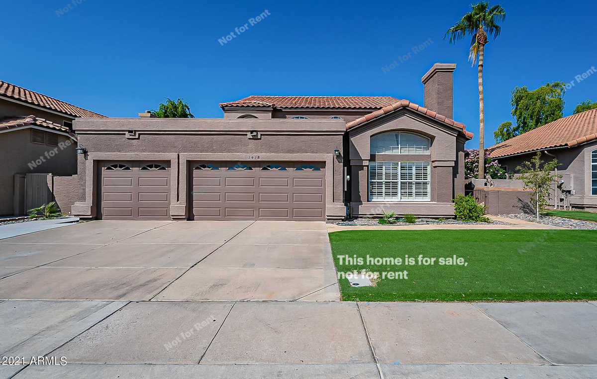 $667,000 - 5Br/3Ba - Home for Sale in Palisades At Val Vista Lakes Phase 2, Gilbert