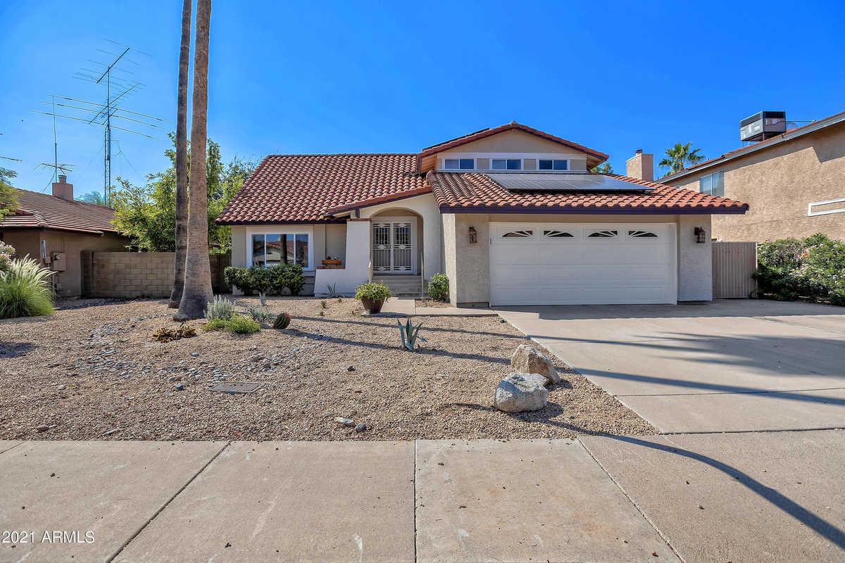 $550,000 - 5Br/3Ba - Home for Sale in Cave Creek Unit 3, Phoenix