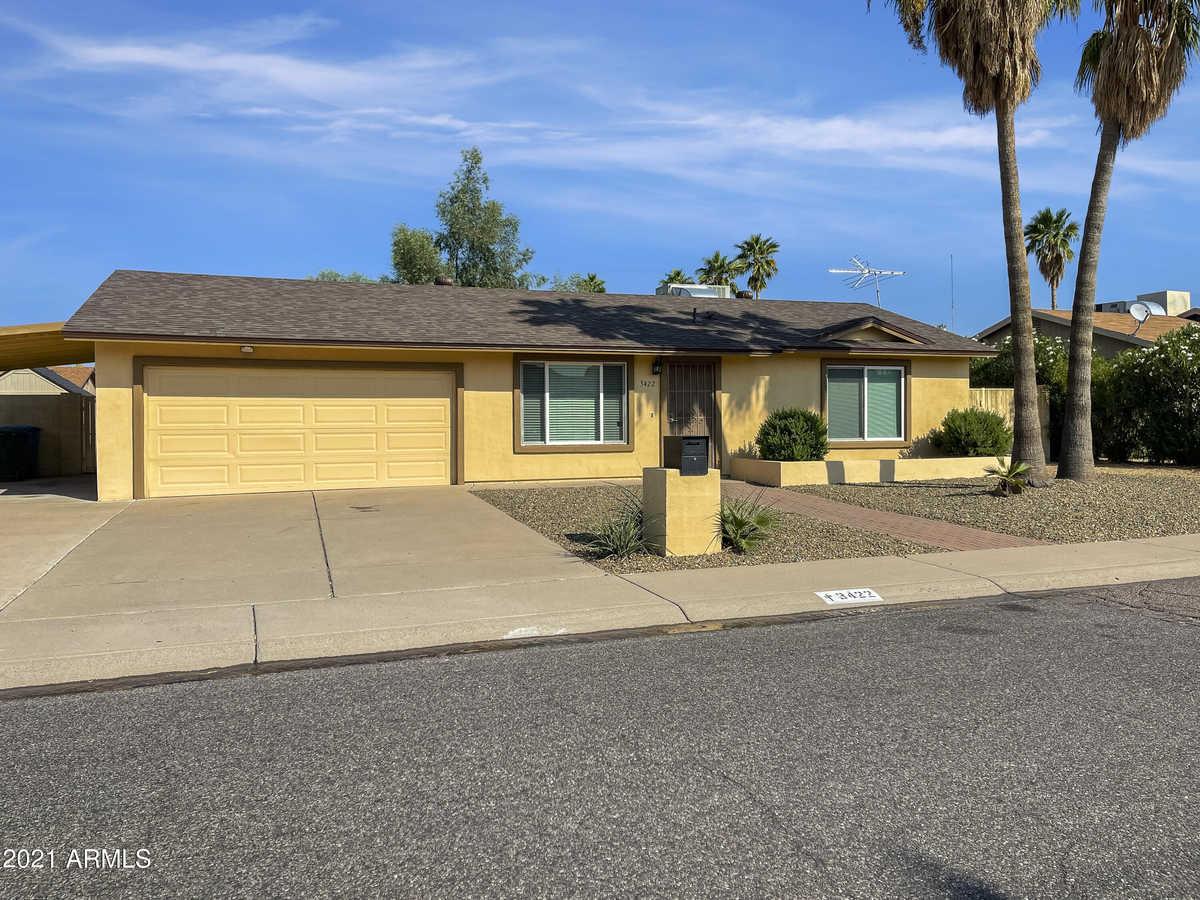 $299,900 - 2Br/2Ba - Home for Sale in Parque Vista Estates Unit 6, Phoenix