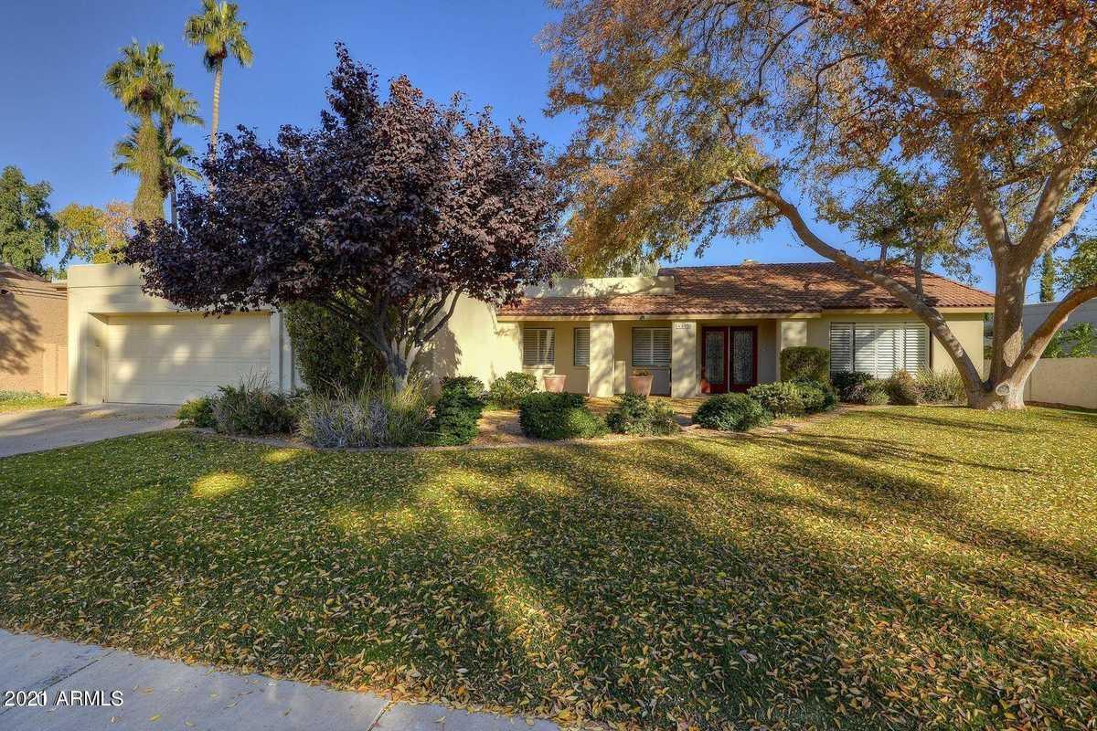 $985,000 - 4Br/2Ba - Home for Sale in Heritage Village 1, Scottsdale