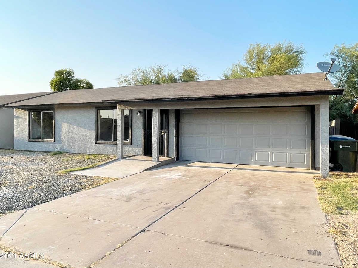 $239,900 - 2Br/1Ba - Home for Sale in Westridge Park 6 Lot 1-97 Tr A-h, Phoenix
