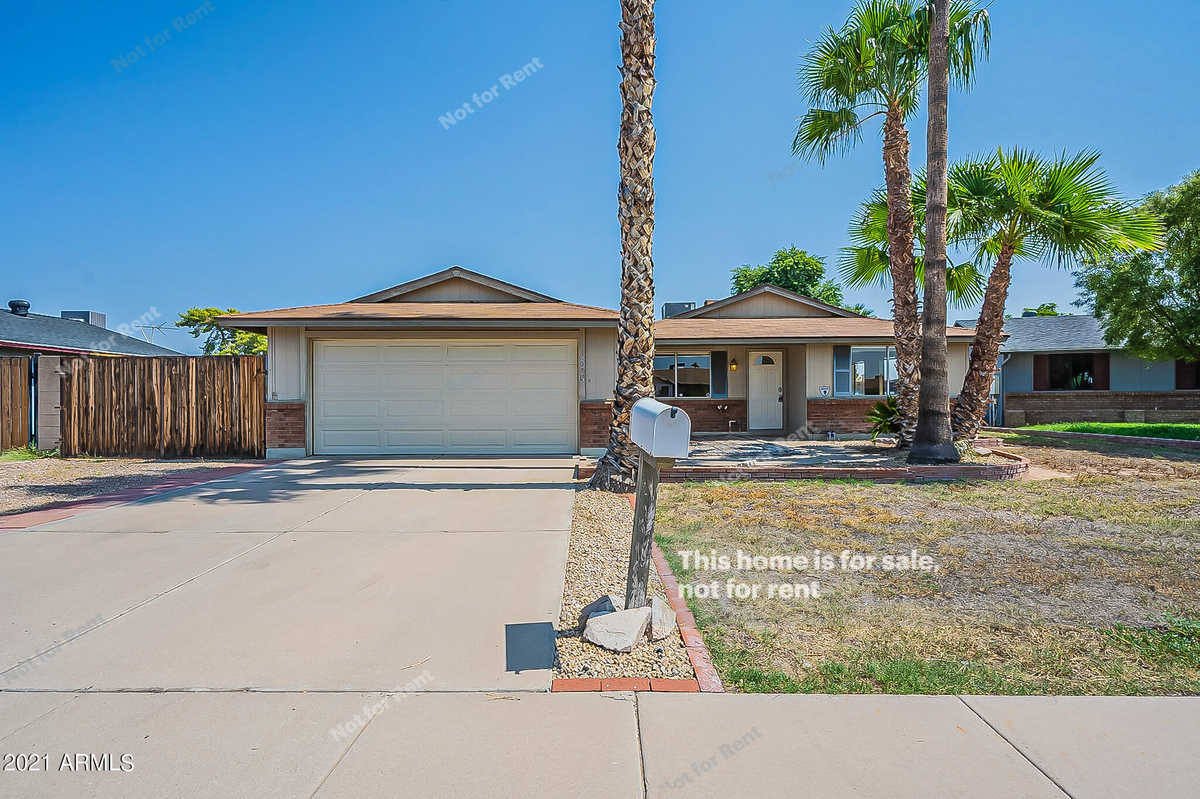 $476,000 - 3Br/2Ba - Home for Sale in College Park Unit 19, Chandler