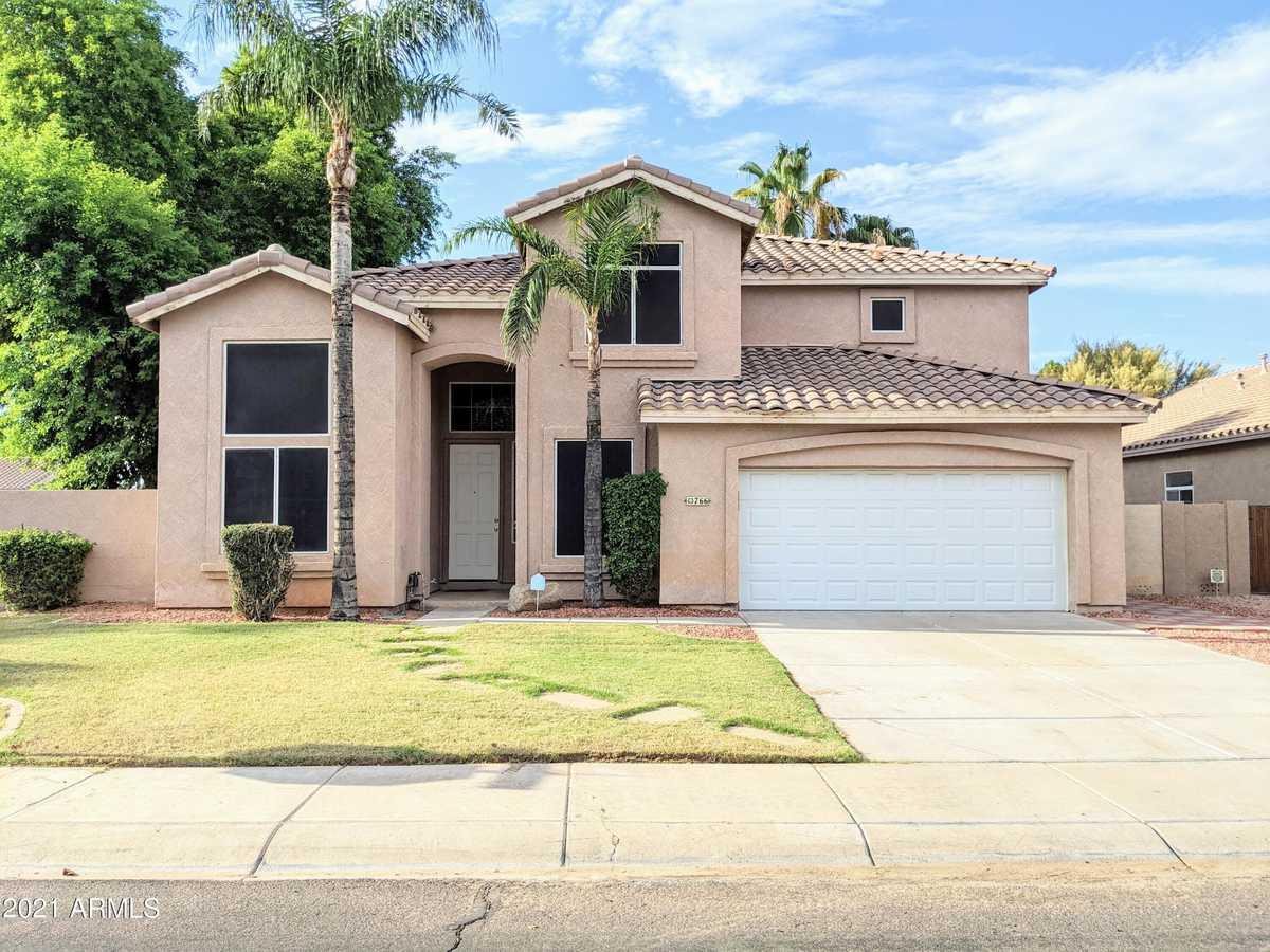 Gilbert Arizona Homes