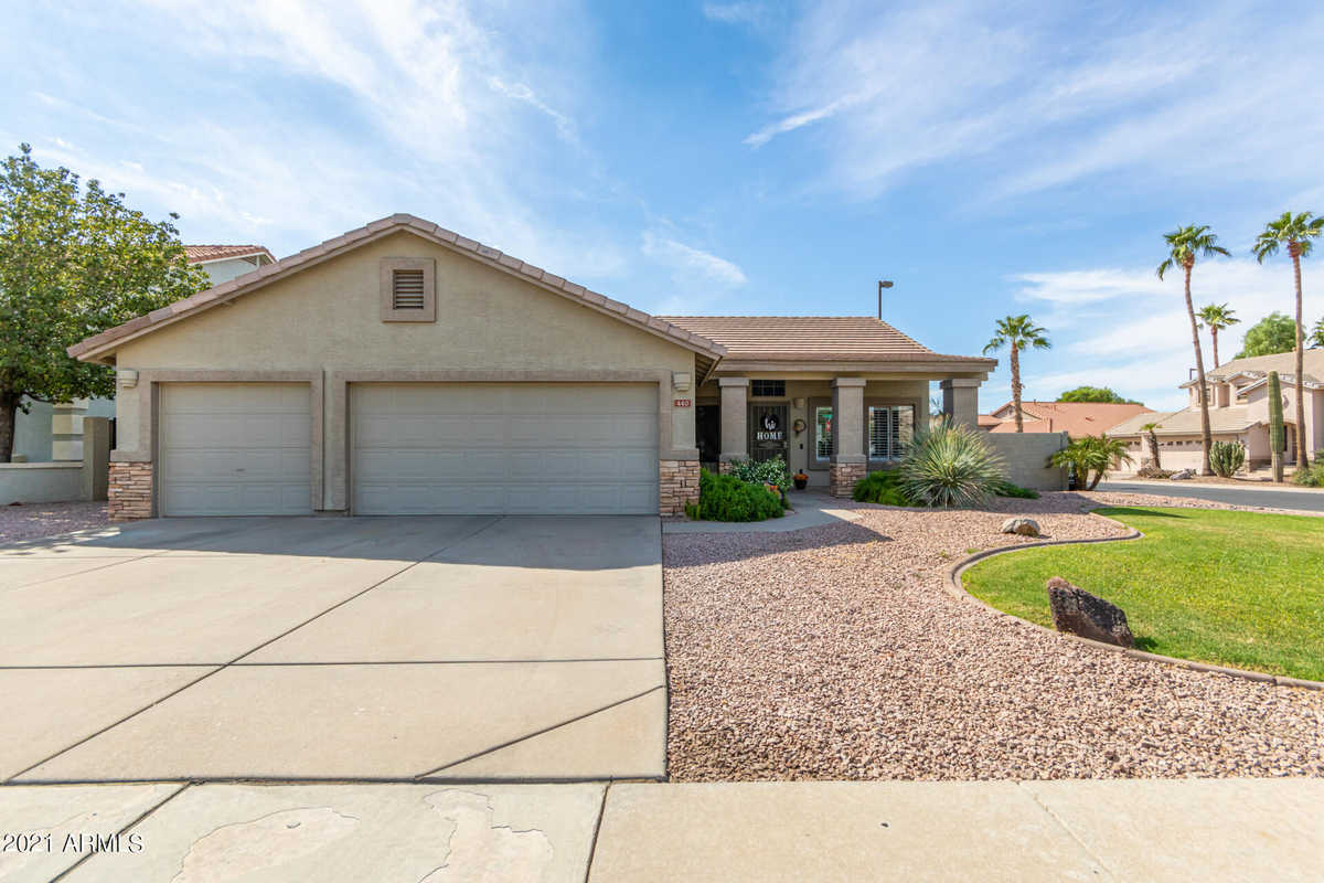 $490,000 - 4Br/2Ba - Home for Sale in Finley Farms South Parcel 11, Gilbert
