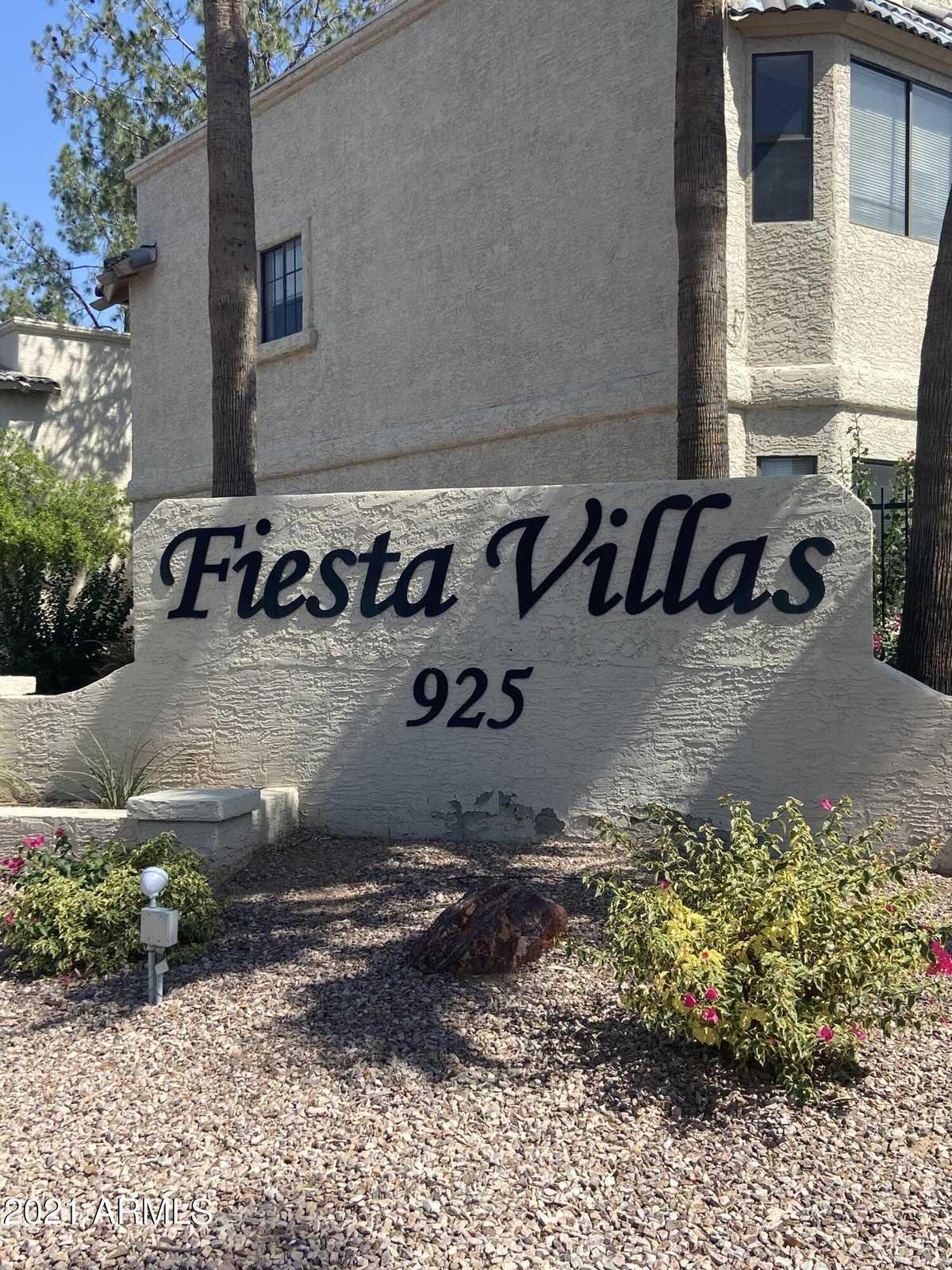 $249,000 - 2Br/2Ba -  for Sale in Fiesta Villas Condominium, Mesa