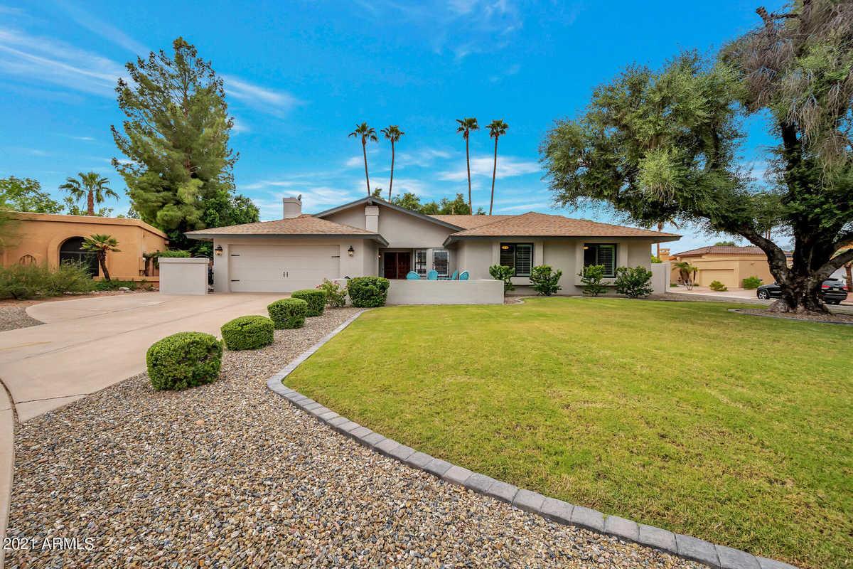 $769,000 - 4Br/3Ba - Home for Sale in Alta Mira Unit 2, Tempe