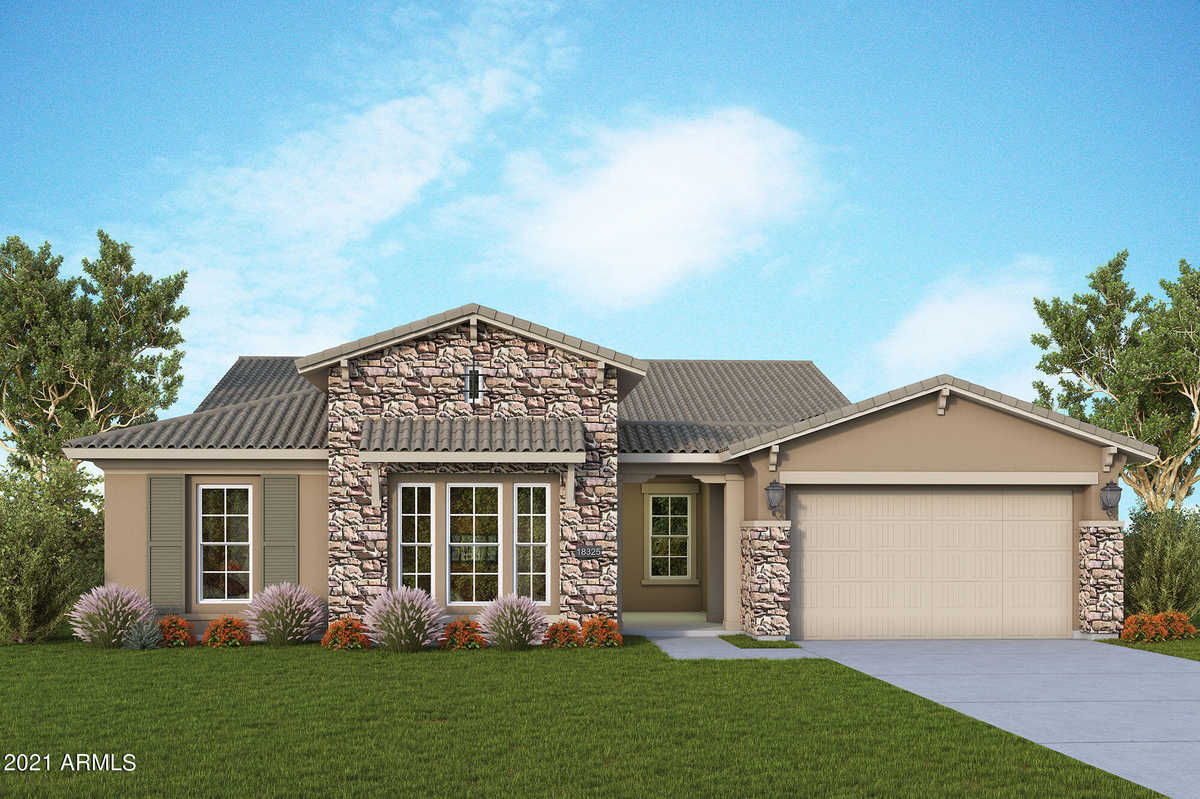 $891,167 - 4Br/3Ba - Home for Sale in Village H At Vistancia Parcel H21, Peoria