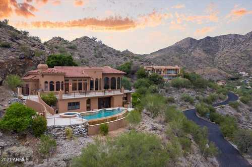 $4,200,000 - 4Br/5Ba - Home for Sale in Sunset Hills 3, Paradise Valley