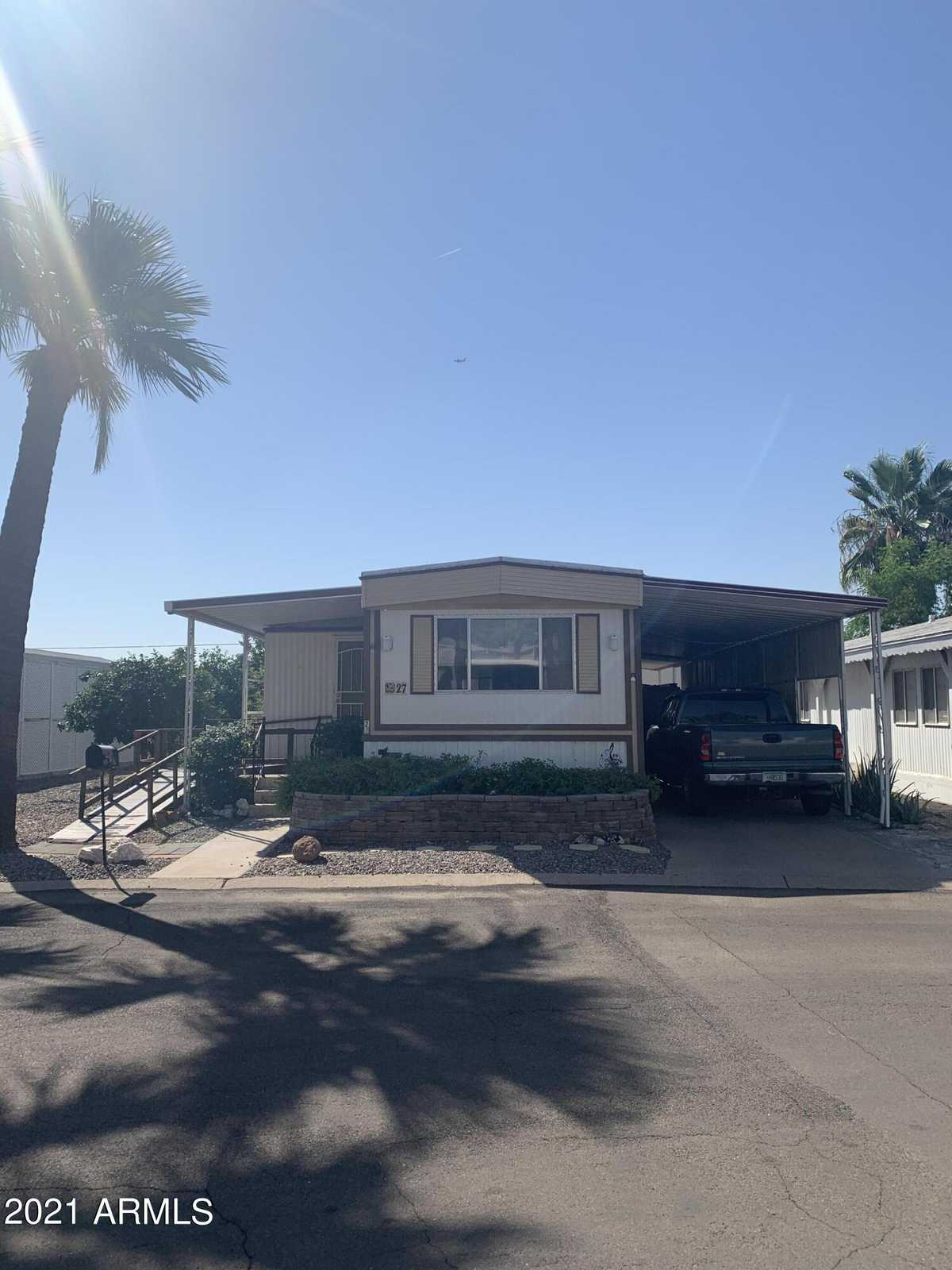 $39,900 - 2Br/2Ba -  for Sale in Riviera Mobile Home Park, Scottsdale