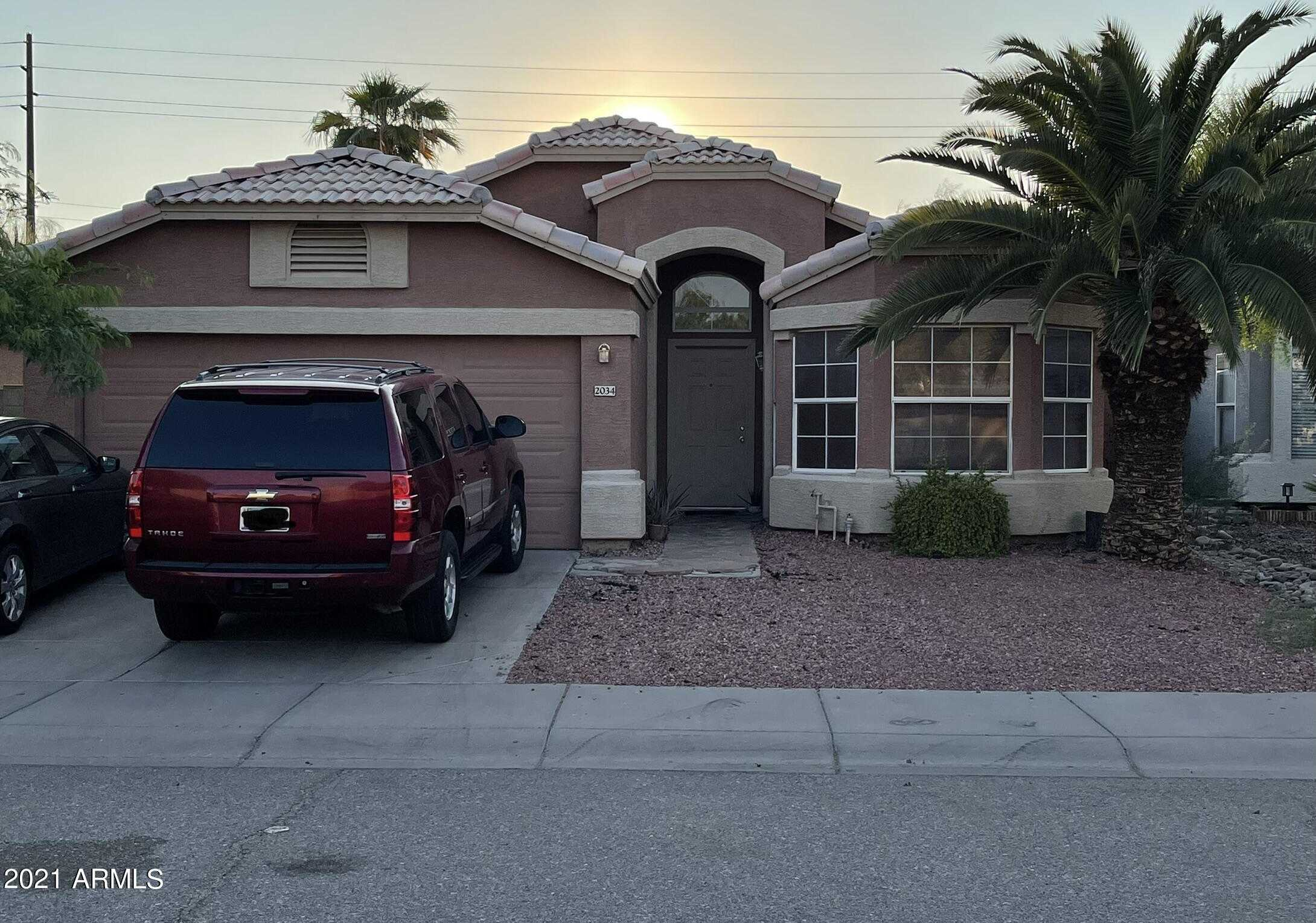 $320,000 - 3Br/2Ba - Home for Sale in Amber Palms Lot 1-136 287-375, Phoenix