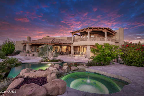 $3,700,000 - 5Br/6Ba - Home for Sale in Glenn Moor, Scottsdale