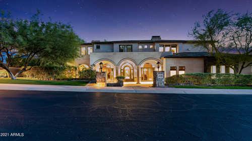 $4,200,000 - 6Br/8Ba - Home for Sale in Biltmore Mountain Estates Lot 1-39 Tr A-h J K, Phoenix