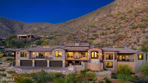 $4,650,000 - 6Br/9Ba - Home for Sale in Parcel 10b At Scottsdale Mountain, Scottsdale