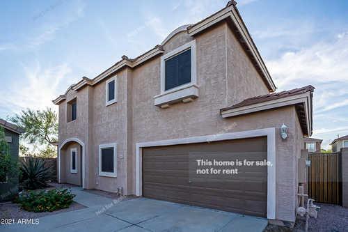 $481,000 - 3Br/2Ba - Home for Sale in Fiesta At Desert Ridge Replat, Phoenix