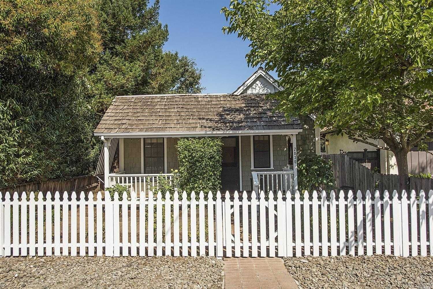 Yountville CA Real Estate