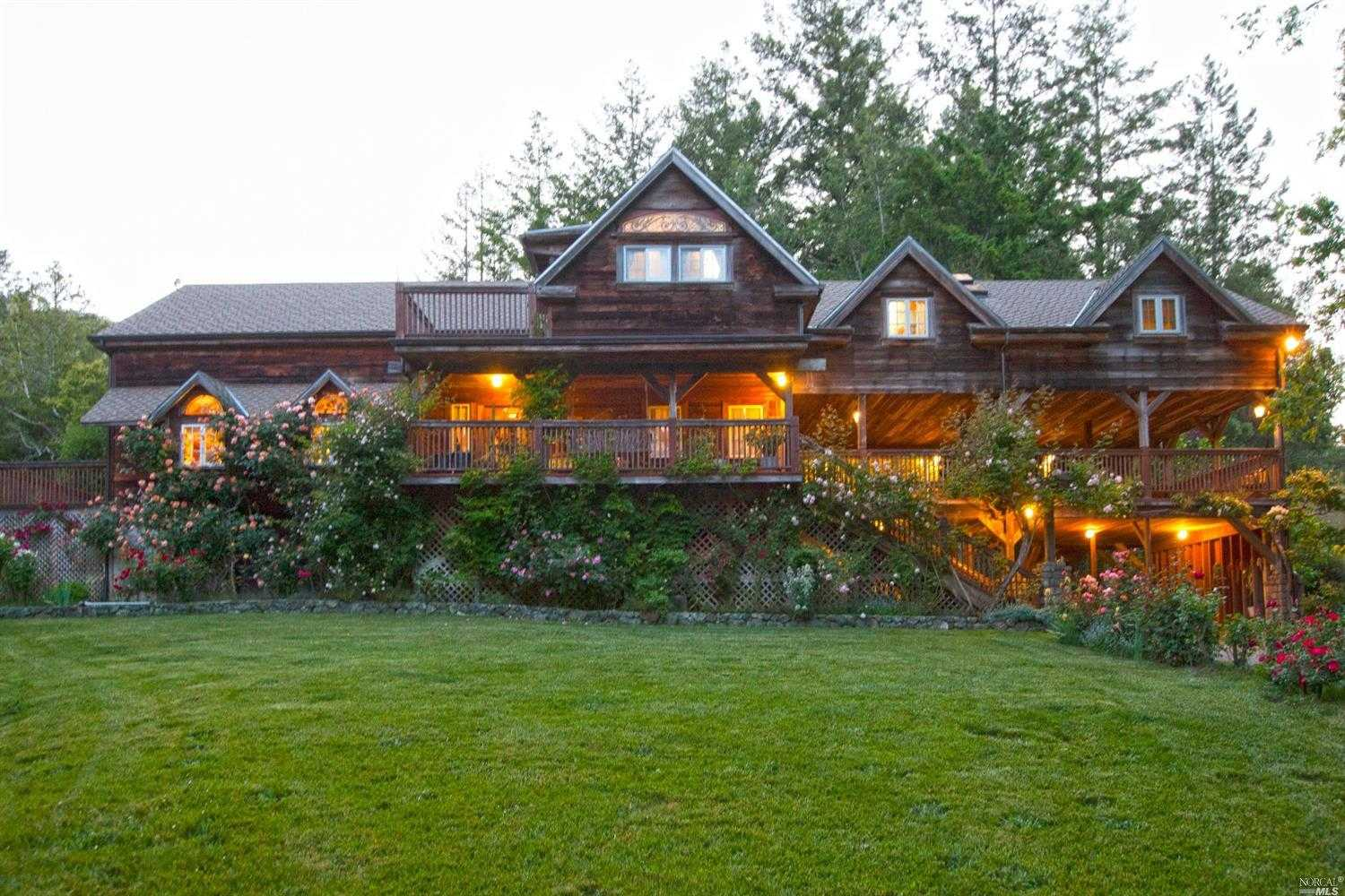$5,250,000 - 3Br/2Ba -  for Sale in Nicasio