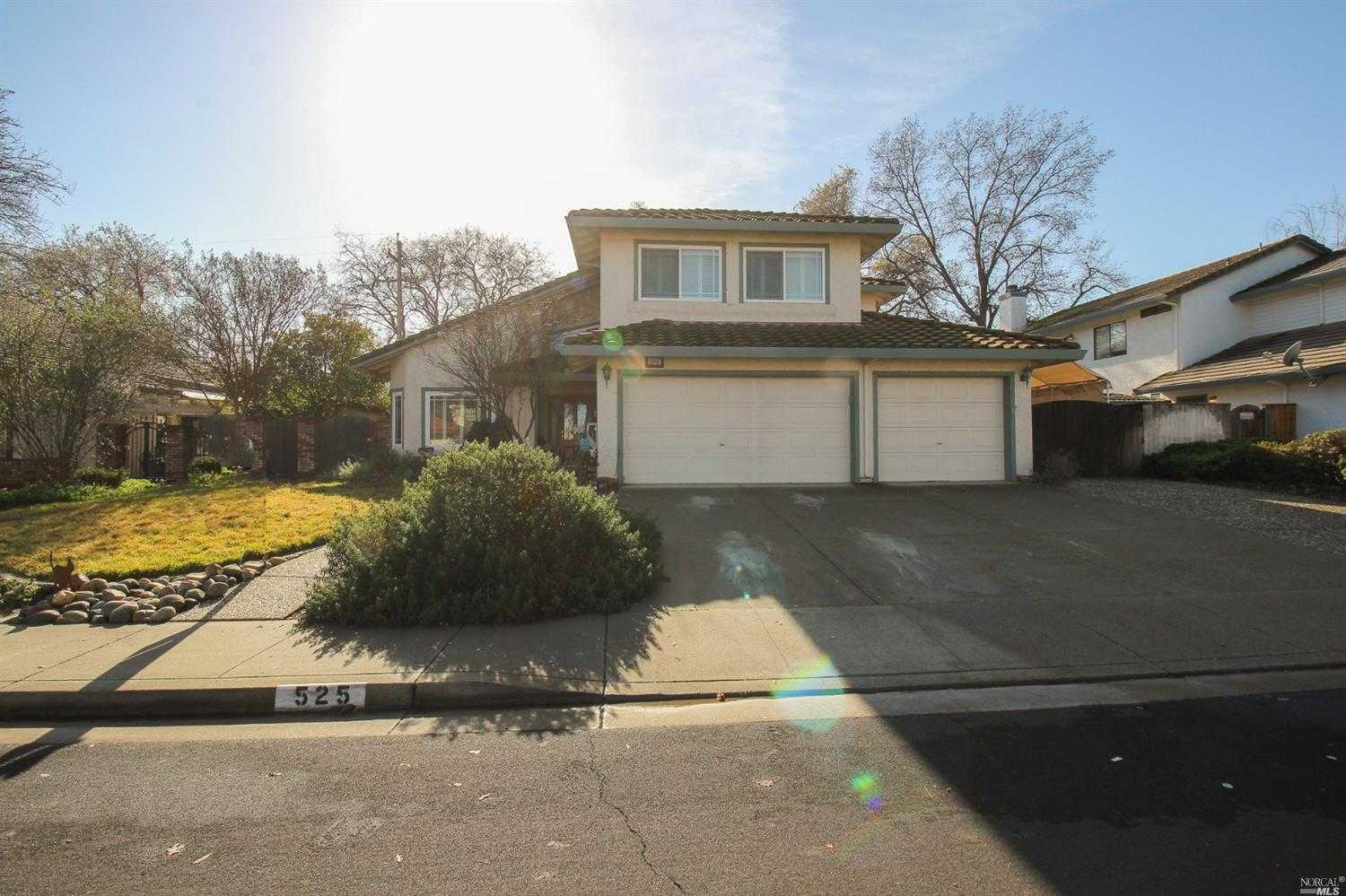 $575,000 - 4Br/3Ba -  for Sale in Vacaville