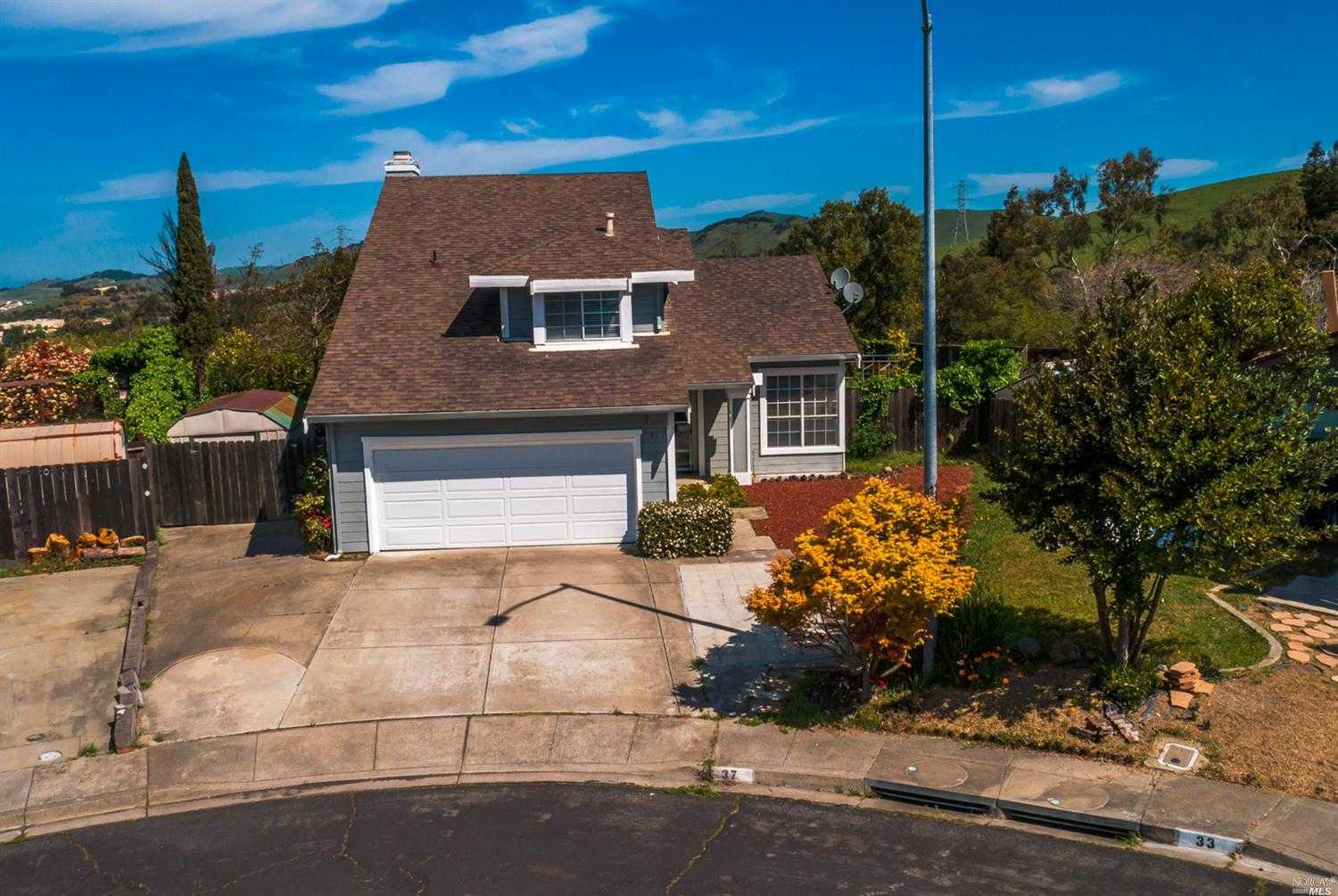$575,000 - 4Br/3Ba -  for Sale in Vallejo