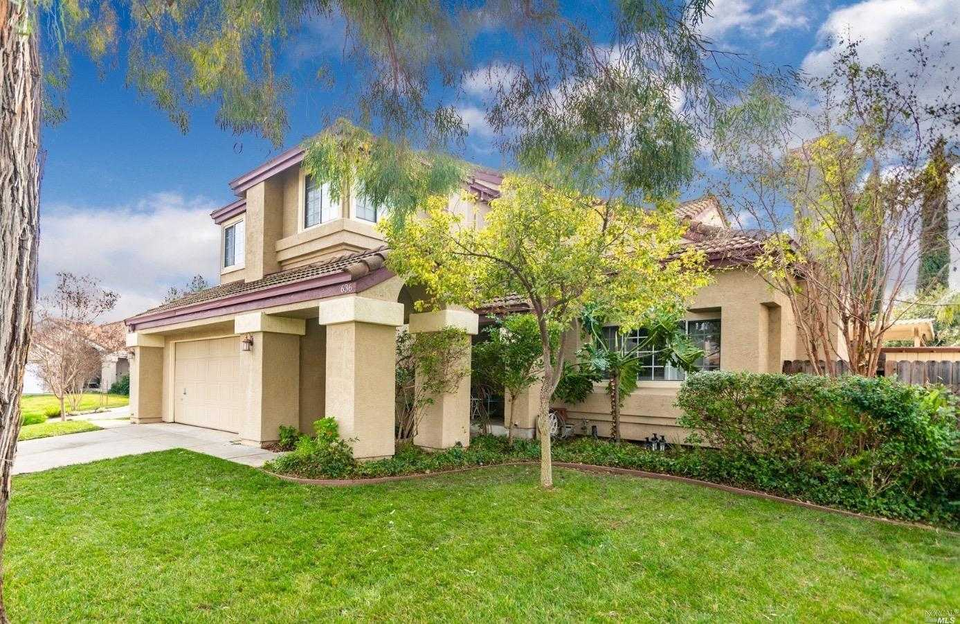 $615,000 - 5Br/3Ba -  for Sale in Vacaville