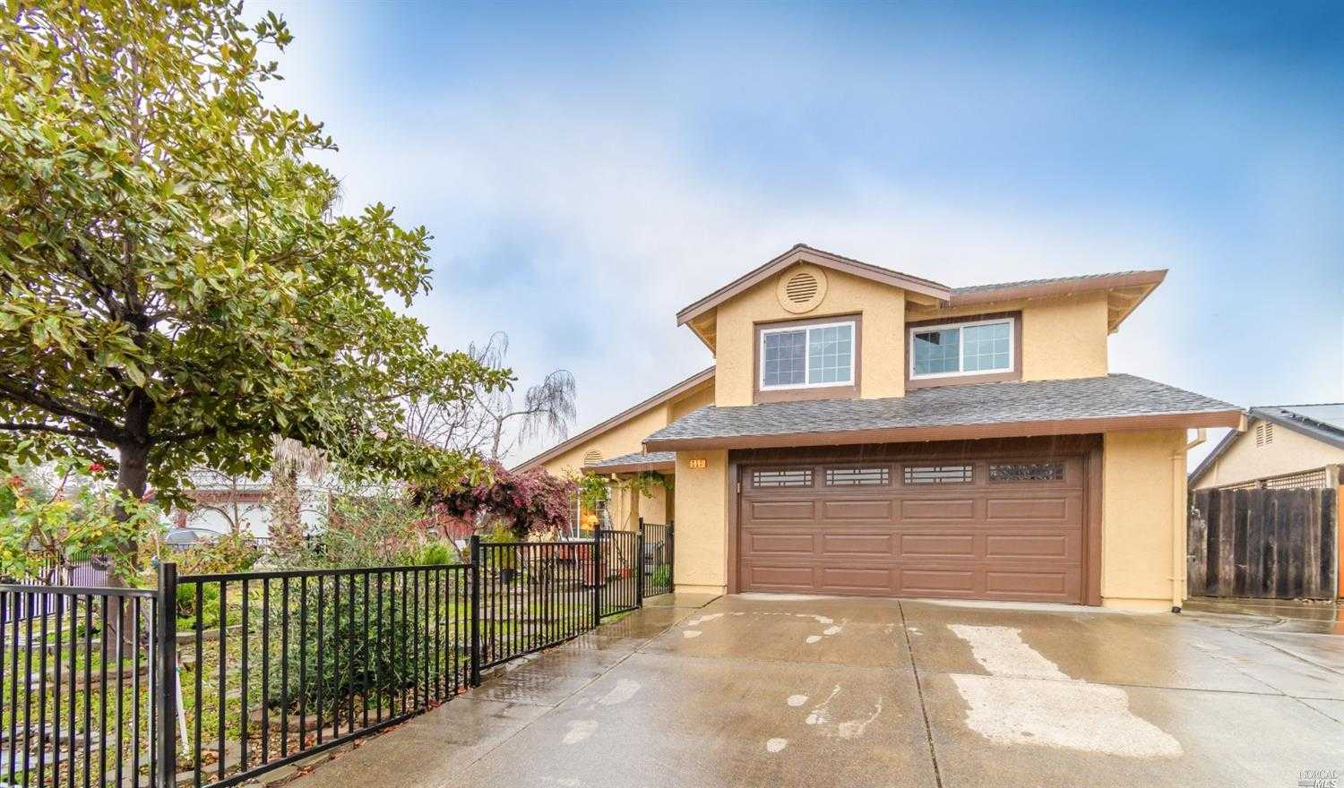 $499,000 - 4Br/3Ba -  for Sale in American Canyon