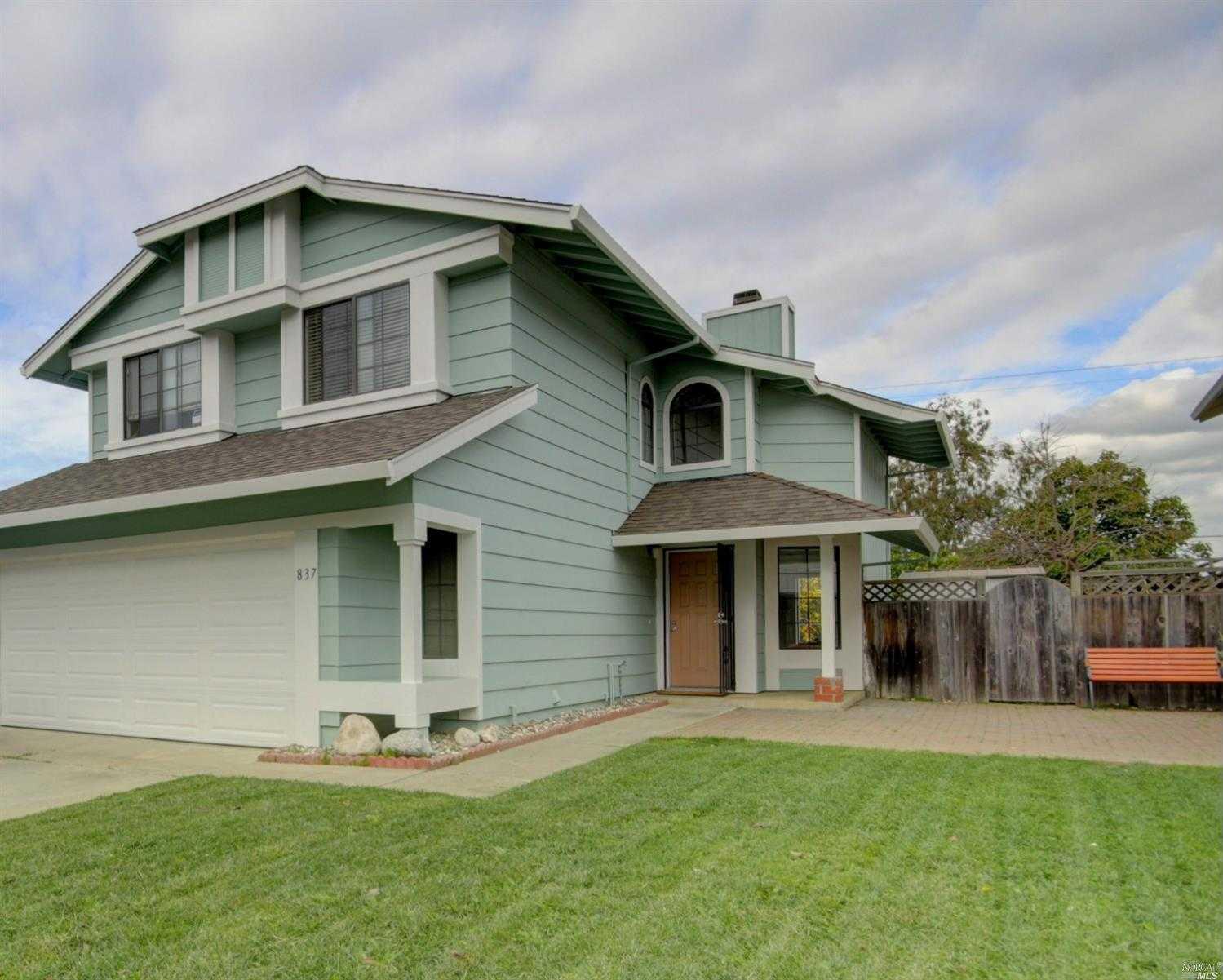 $448,000 - 3Br/3Ba -  for Sale in Bridgeport, Vallejo