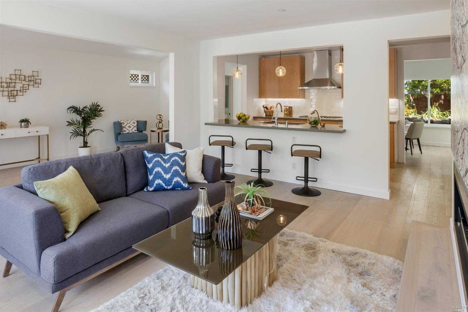 $1,999,800 - 4Br/4Ba -  for Sale in Mill Valley