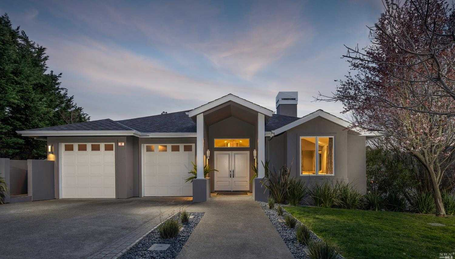 $2,575,000 - 4Br/4Ba -  for Sale in Mill Valley