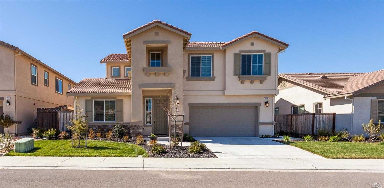 $565,888 - 5Br/3Ba -  for Sale in Vacaville