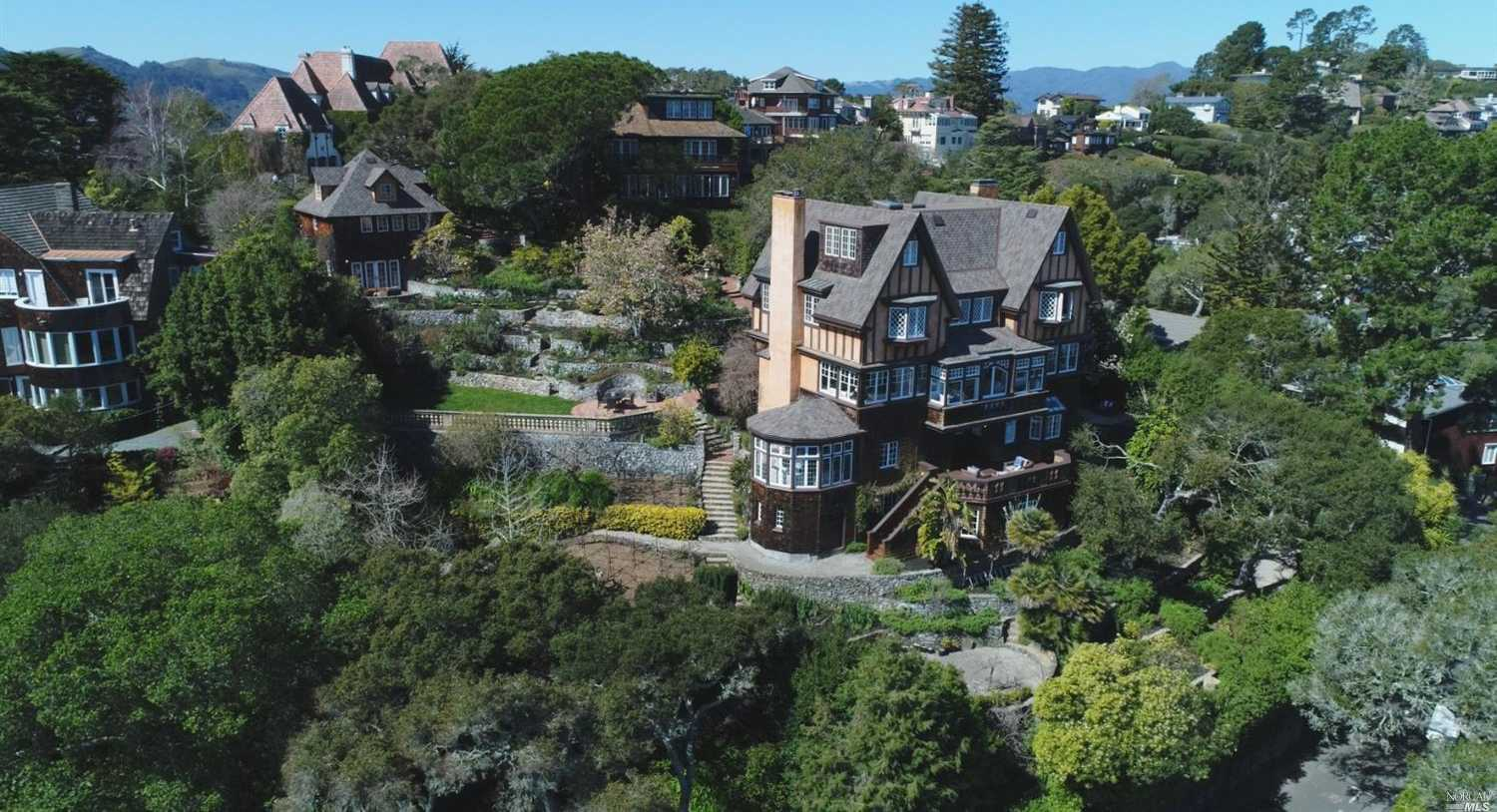 $7,577,000 - 6Br/6Ba -  for Sale in Belvedere