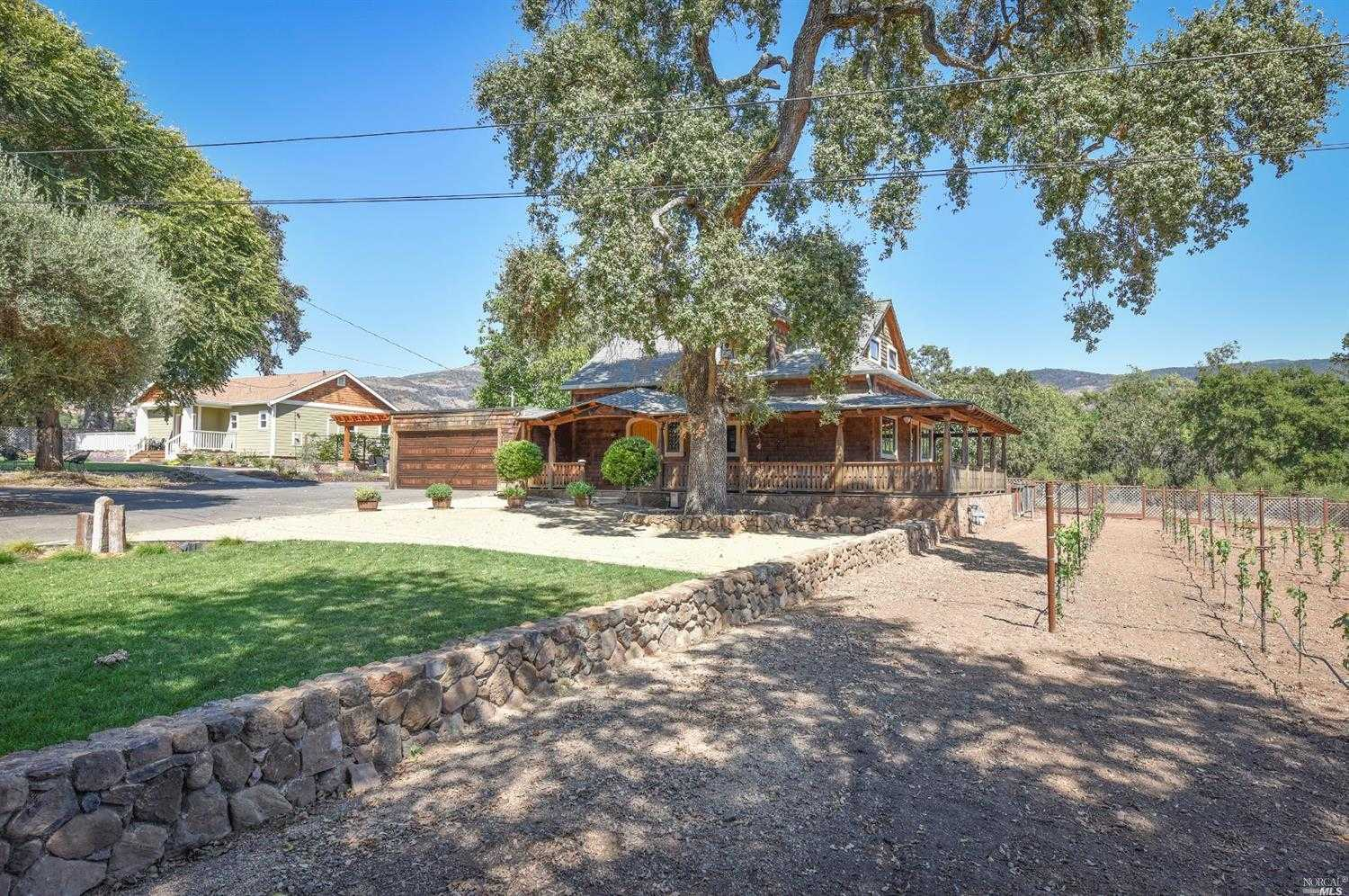 $1,950,000 - 3Br/4Ba -  for Sale in Napa